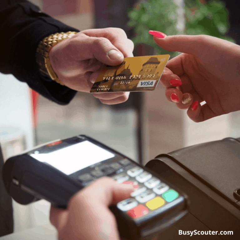 Payments in 2020 – by card no less!